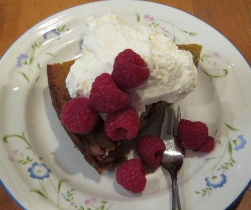 Raspberry Torte by Miss 20