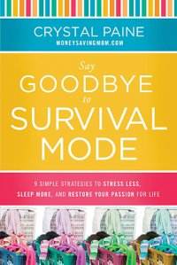 Say-Goodbye to survival mode