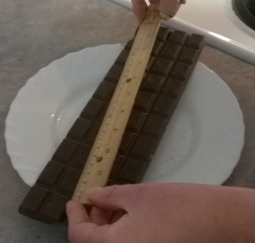 Microwave Oven Speed Of Light: Measuring The Speed Of Light With Chocolate