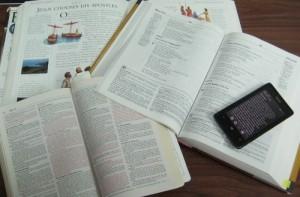 various Bibles