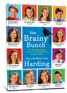 The Brainy Bunch by Kip and Mona Lisa Harding